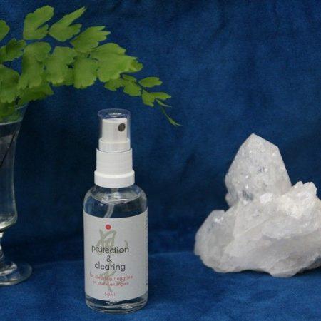 Védelem és tisztítás (Protection & Clearing) Bailey Aura Spray 50ml.
