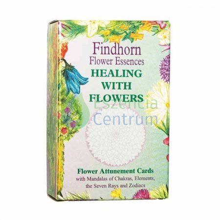 Findhorn Flower Essences Healing with Flowers Attunement kártyasorozat