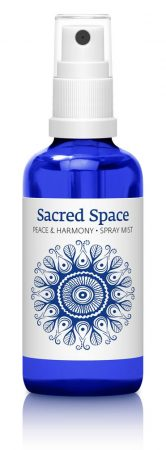 Megszentelt hely (Sacred Space) Findhorn auraspray 50ml.