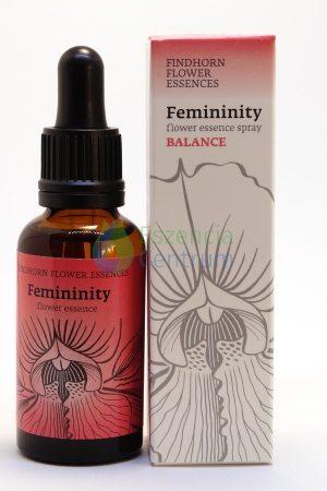 """""""Nőiség"""" (Feminity) Összetett Findhorn eszencia"""