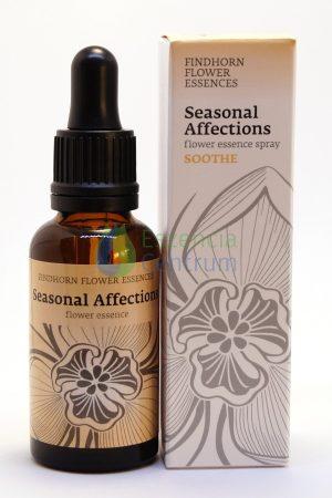 """""""Évszakfüggő érzelmek"""" (Seasonal Affections) Összetett Findhorn eszencia - kifutó termék"""