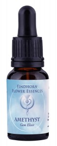 Amethyst Findhorn Flower Essence 15ml.