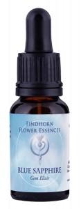 Sapphire Findhorn Gem Elixir 15ml.