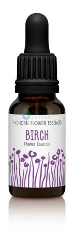 Birch Findhorn Flower Essence 15ml.