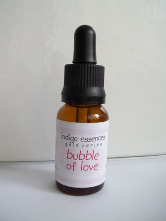 Bubble of Love Gold Series Indigo essence