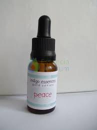 Peace Gold Series Indigo Essence