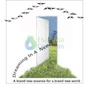 Dreaming in A New World Gold Series Indigo Essence