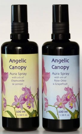 Angelic Canopy Aura Spray - Angyali boltozat