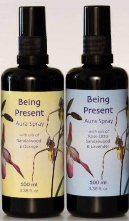Being Present Aura Spray