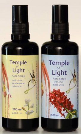 Temple of Light Aura Spray