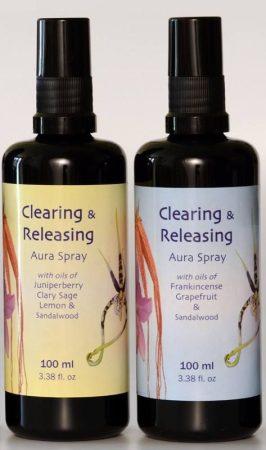 Clearing and Releasing Spray - Tisztítás és felszabadítás