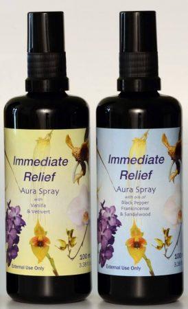 Immediate Relief Aura Spray