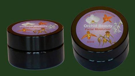 Orchid Beauty Facial Moisturiser 50ml arckrém