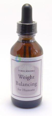 Perelandra Testsúly Egyensúly Eszencia 56,83 (cca. 60) ml.
